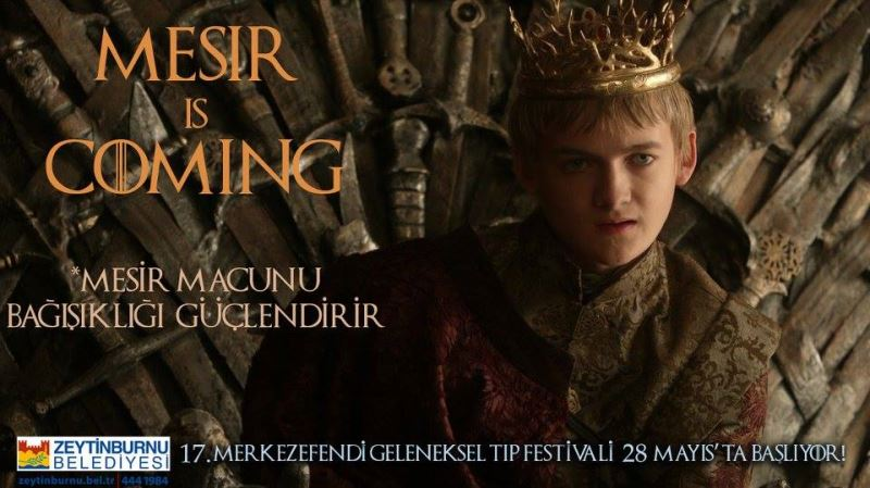 Zeytinburnu Belediyesi - Game Of Thrones-2