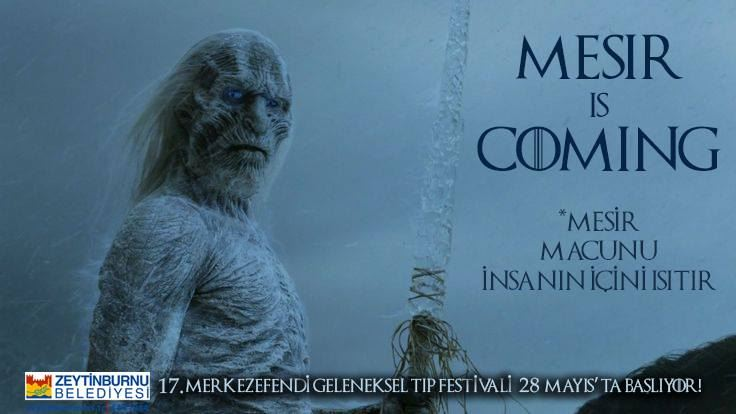 Zeytinburnu Belediyesi - Game Of Thrones-3