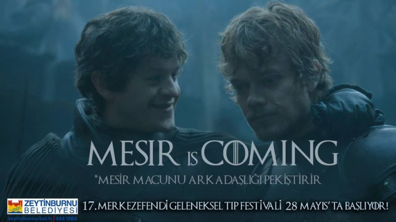 Zeytinburnu Belediyesi - Game Of Thrones-4