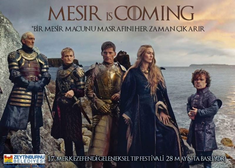 Zeytinburnu Belediyesi - Game Of Thrones-7