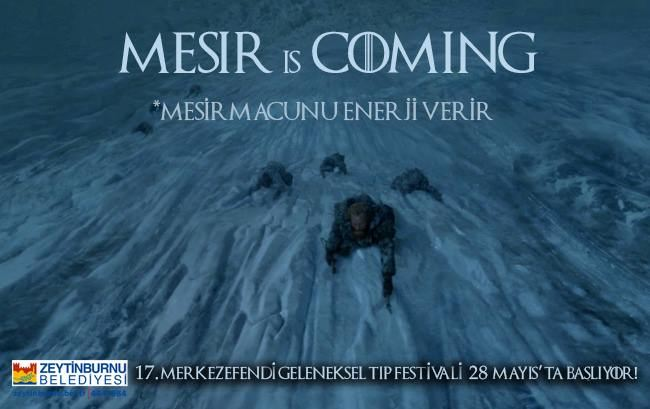 Zeytinburnu Belediyesi - Game Of Thrones-8