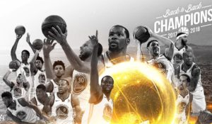 Şampiyon Golden State Warriors! MVP Kevin Durant!