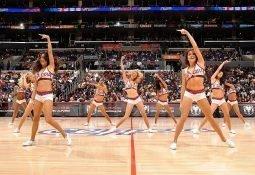 Los Angeles Clippers Kızları