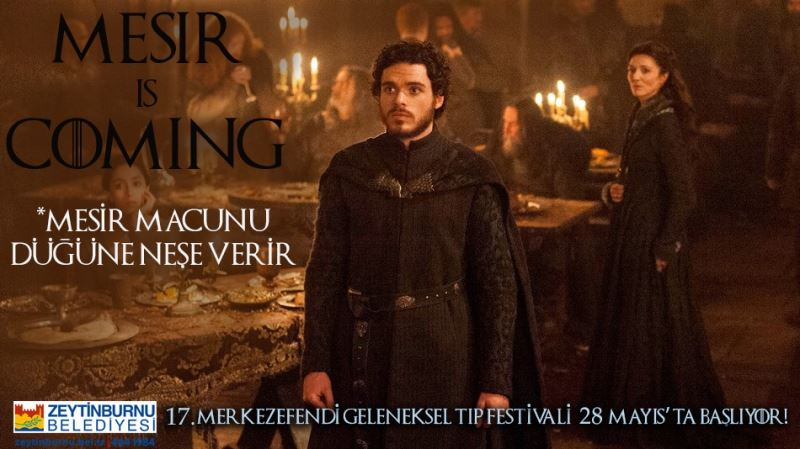 Zeytinburnu Belediyesi - Game Of Thrones-5