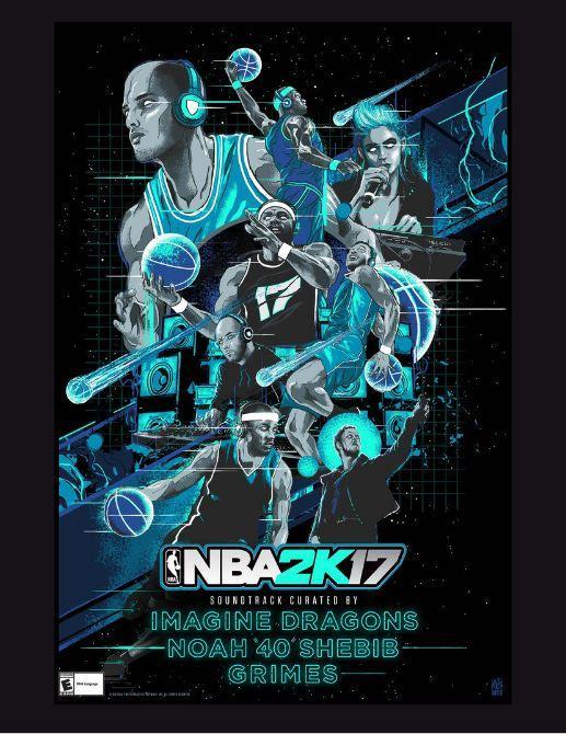 NBA 2K17 Soundtrack Listesi Yayınlandı