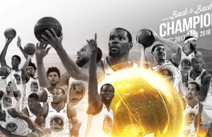 Şampiyon Golden State Warriors! MVP Kevin Durant!