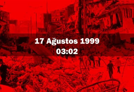 O Gece: 17 Ağustos 1999 – 03:02