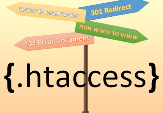 Htaccess ile 404 ve 301 Yönlendirmesi Nasıl Yapılır?